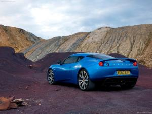 Photo of Lotus Evora S