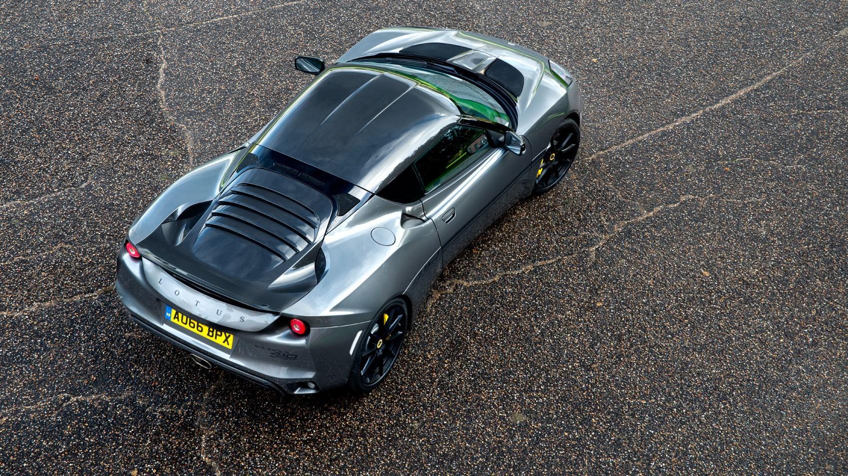 Lotus Evora Sport 410 Laptimes Specs Performance Data