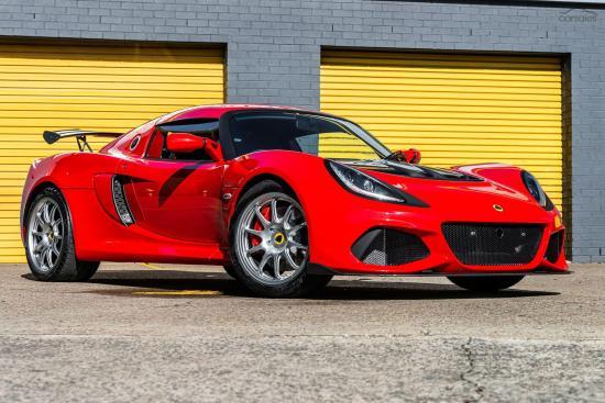Image of Lotus Exige 410 Sport