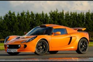 Picture of Lotus Exige S 240
