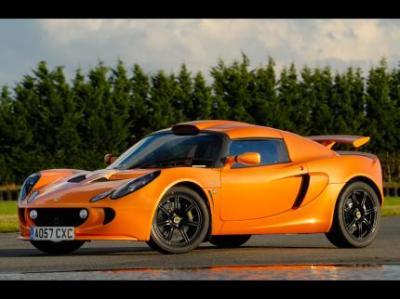 Image of Lotus Exige S 240