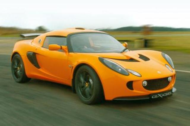 Image of Lotus Exige S Performance-Pack