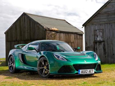 Image of Lotus Exige S