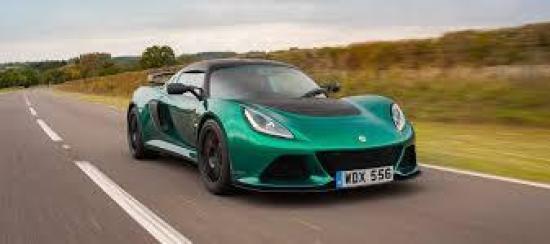 Image of Lotus Exige Sport 350