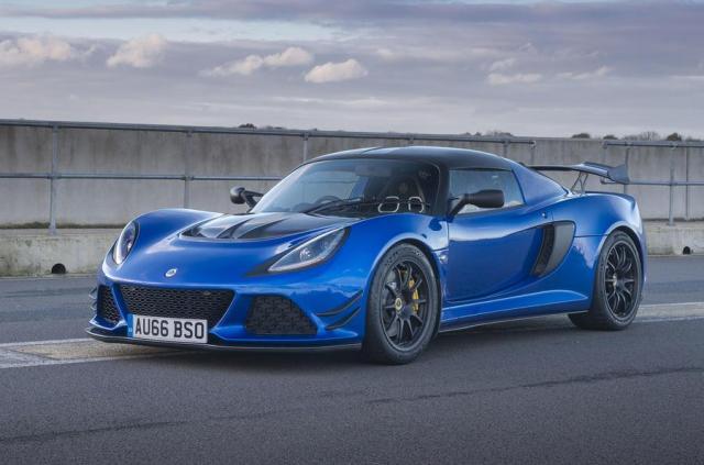 Image of Lotus Exige Sport 380