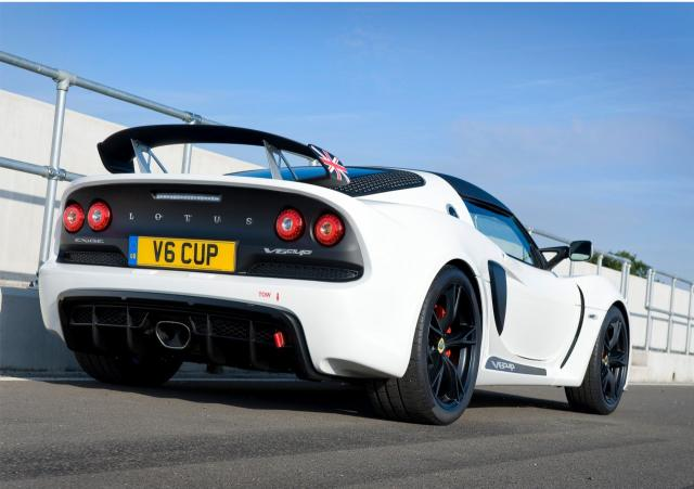 Image of Lotus Exige V6 Cup