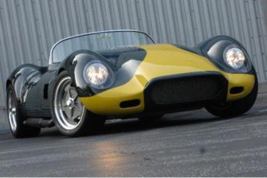 Image of Lucra Cars LC 470