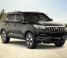 Picture of Mahindra Alturas G4