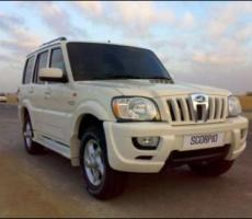 Picture of Mahindra Scorpio