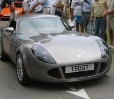 Picture of Marcos TSO GT2