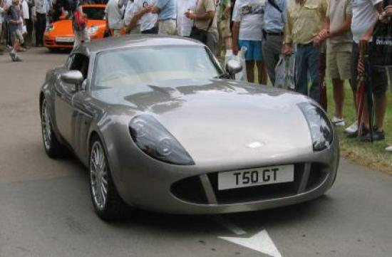 Image of Marcos TSO GT2