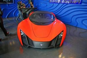 Photo of Marussia B2 2.8Turbo Cosworth