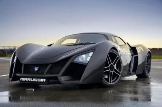 Image of Marussia B2 2.8Turbo Cosworth