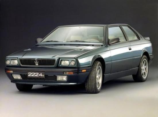 Image of Maserati 222 4v