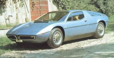 Image of Maserati Bora