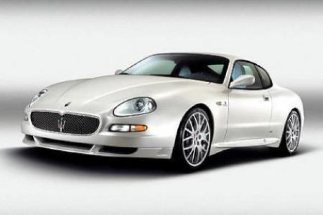 Image of Maserati Coupe GranSport