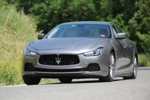 Picture of Maserati Ghibli Diesel (275 PS)