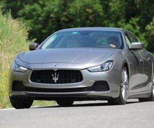 Picture of Maserati Ghibli Diesel