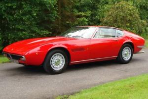Picture of Maserati Ghibli SS