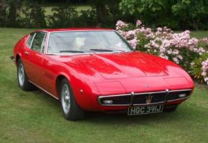 Photo of Maserati Ghibli SS