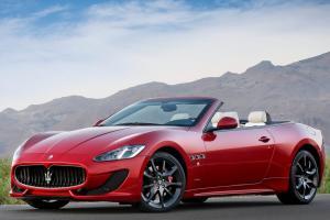 Picture of Maserati GranCabrio Sport