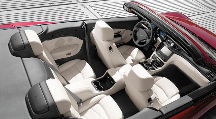 Maserati Grancabrio Sport Laptimes Specs Performance