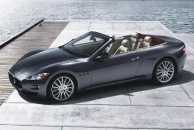 Image of Maserati GranCabrio