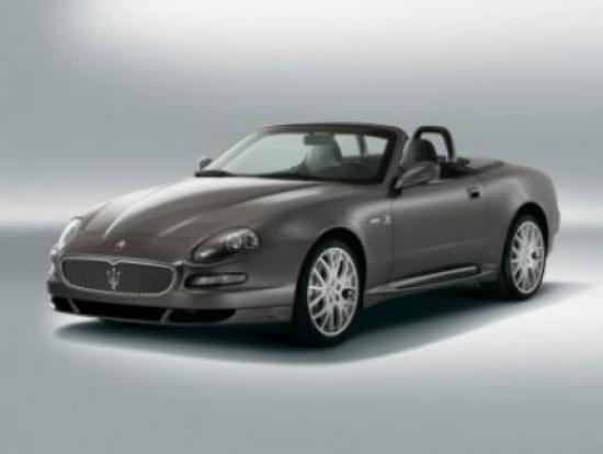 Image of Maserati GranSport Spyder
