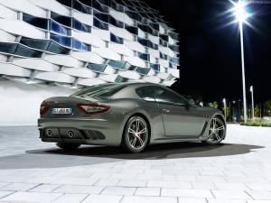 Photo of Maserati GranTurismo MC Stadale facelift