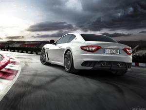 Photo of Maserati GranTurismo MC Stradale