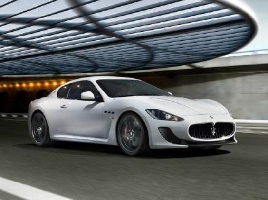 Image of Maserati GranTurismo MC Stradale