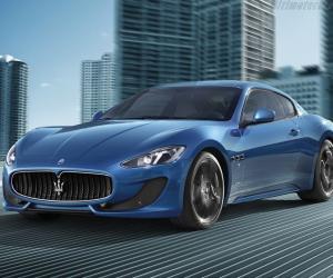 Picture of Maserati GranTurismo Sport