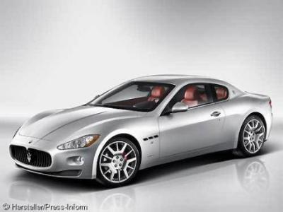 Maserati GranTurismo Beschleunigungszeiten ... on