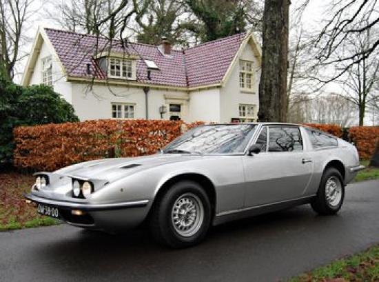 Image of Maserati Indy