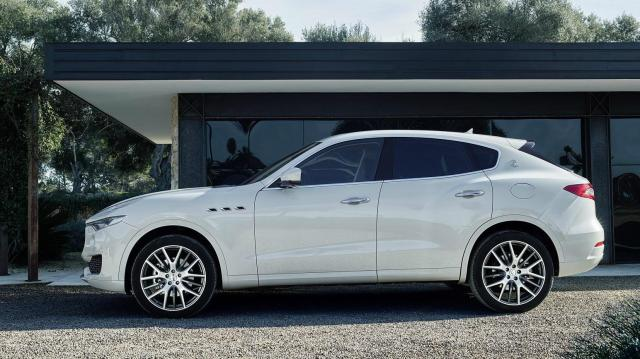 Image of Maserati Levante Diesel
