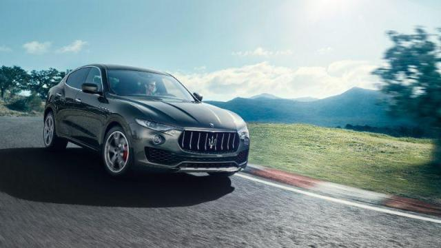 Image of Maserati Levante S