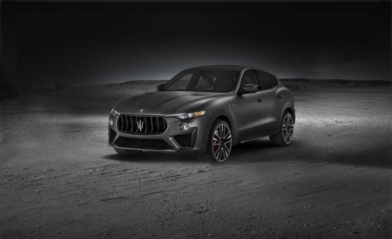 Cover for Maserati Levante Trofeo Is Italy's Second Most Powerful SUV