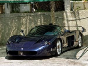 Photo of Maserati MC12
