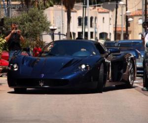 Picture of Maserati MC12