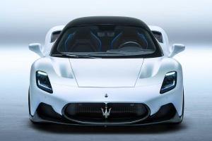 Picture of Maserati MC20