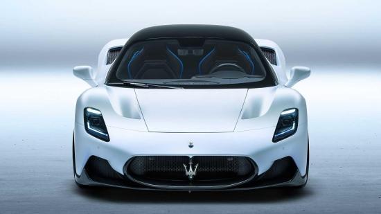 Image of Maserati MC20