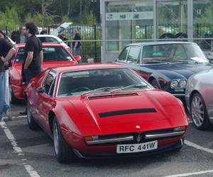 Picture of Maserati Merak SS