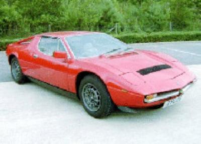 Image of Maserati Merak