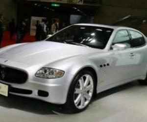 Picture of Maserati Quattroporte Sport GT