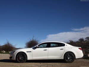 Photo of Maserati Quattroporte V8 GTS