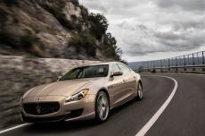 Maserati Quattroporte V8 GTS