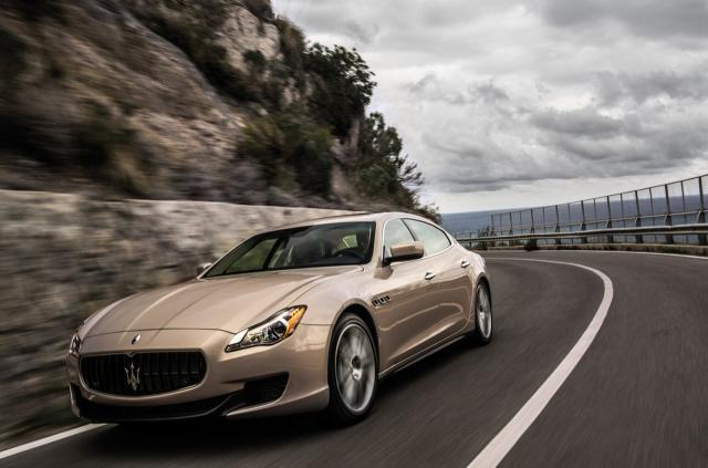 Image of Maserati Quattroporte V8 GTS