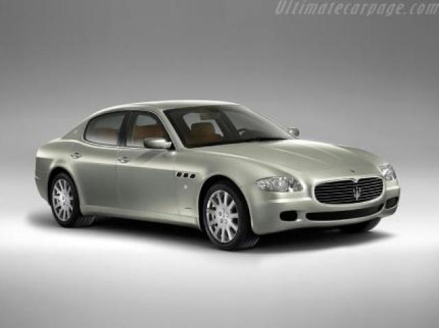 Image of Maserati Quattroporte