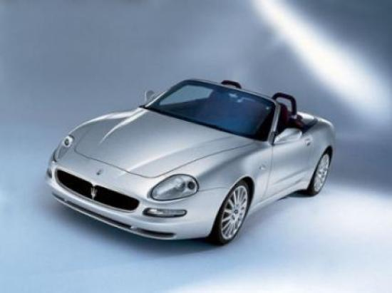 Image of Maserati Spyder