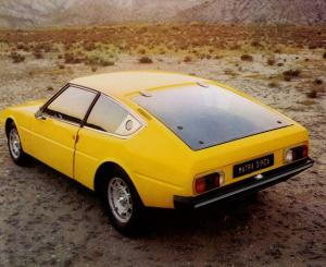 Photo of Matra-Simca Bagheera X